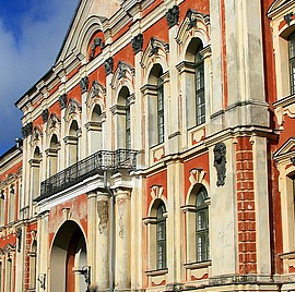 Jelgava-Mītava. The Capital Of Courland