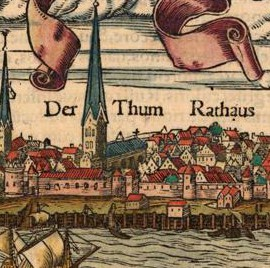 Riga in centuries. Sightseeing tour transportation