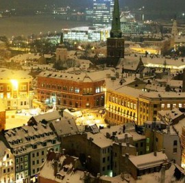 Riga Christmas 3 days