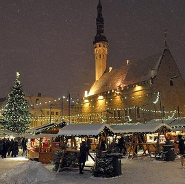 Christmas in Tallinn 2 days